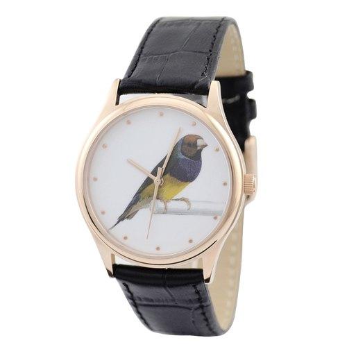 彩色鸟手表