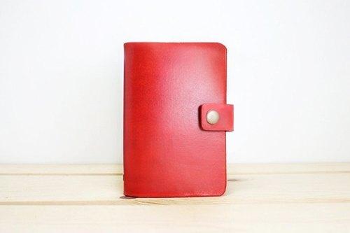 【LION's】手工皮革 皮件-- A7 6孔夾 手帳 手札行事曆