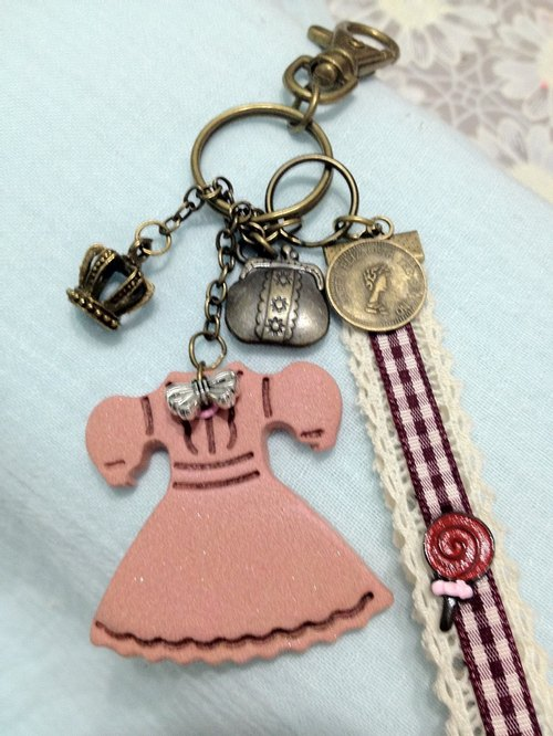 钥匙圈/钥匙包 其他  设计馆 联络设计师 可客制化 超商取货 手工制作