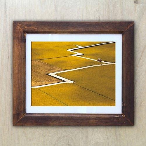 纸板手工制作画框