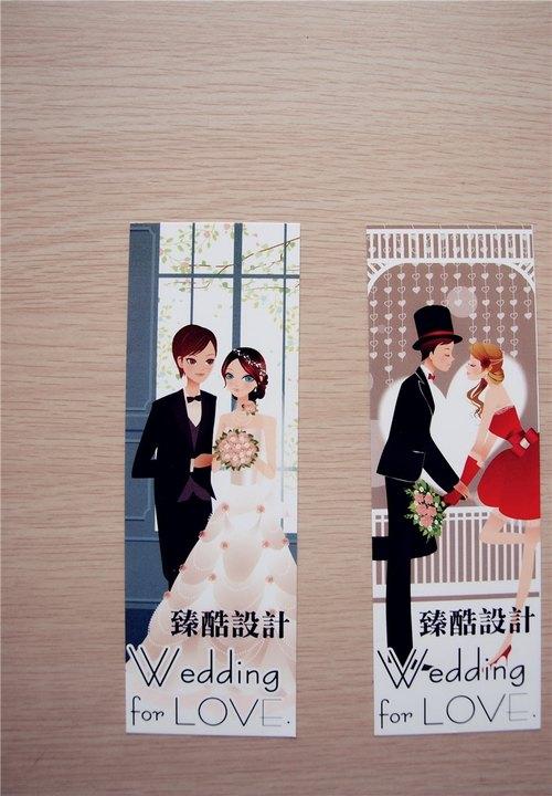 《Wedding for LOVE.》婚禮‧謝卡系列 [二代雅致風格]