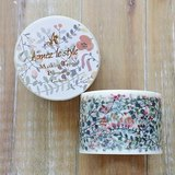 Aimez le style 寬版和紙膠帶 (04529 花環)