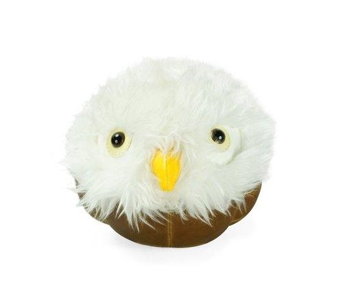 Zuny-Cicci-老鷹造型擺飾書檔(咖啡色)