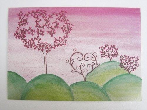 愛情樹 /Chen's Postcard
