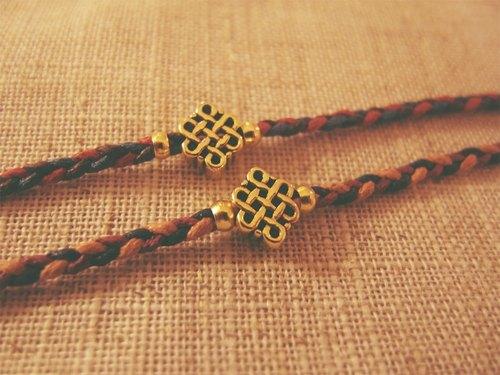 麋古migu-中国结编织手环 - 麋古migu | pinkoi