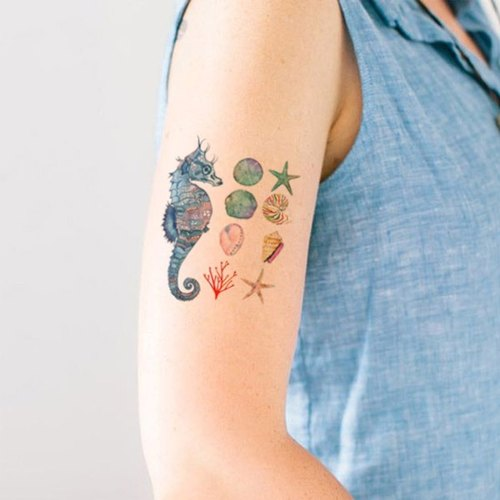配件饰品 纹身贴纸 纸  设计馆 联系设计师 独家贩售 全球配送 环保有