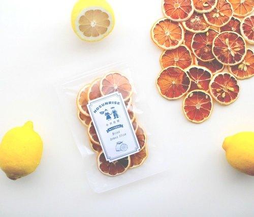 ❖小荷日初❖ 果實飲|黃檸檬/萊姆泡茶乾/果乾片/果乾水
