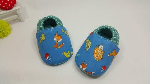 森林小动物 宝宝鞋