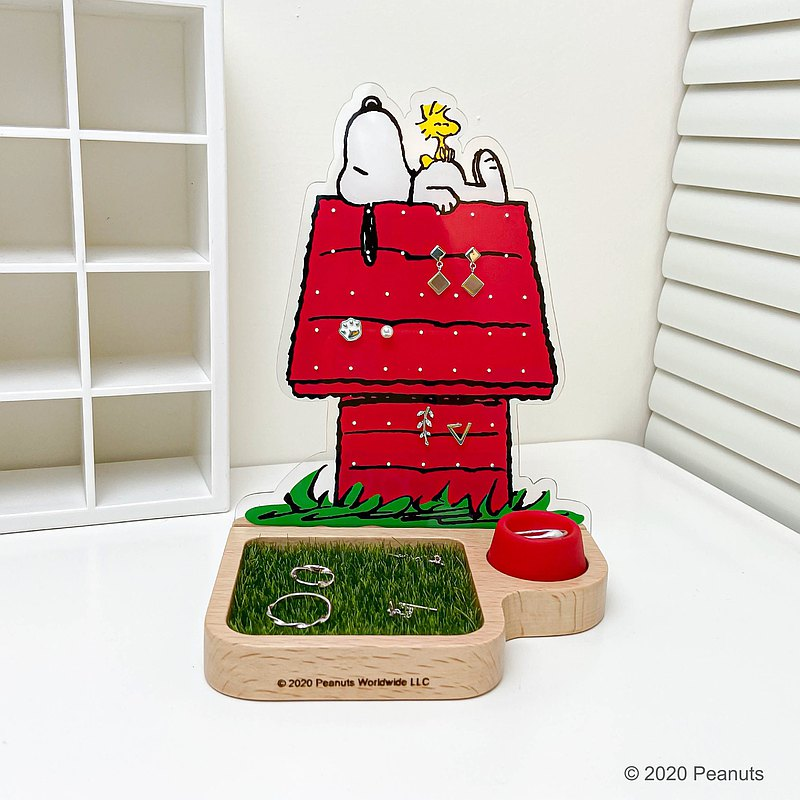 SNOOPY Joint Jewelry Stand (Second Wave Pre-Order)