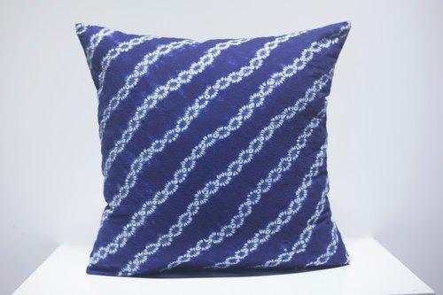 淡蓝色抱枕贴图素材