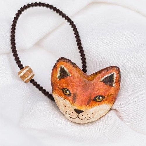 狐狸发圈 /动物 头饰