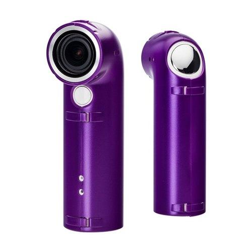 SW HTC RE 保護殼套件組 - 水晶紫 (4716779655094)