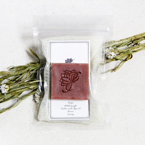 紅茶桂花皂 28g + 起泡袋