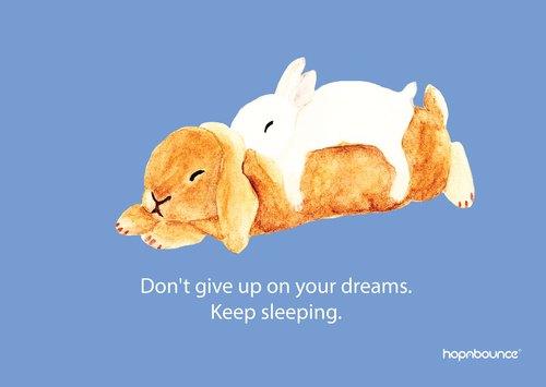 兔子 水彩 手绘 插画 复制画 海报