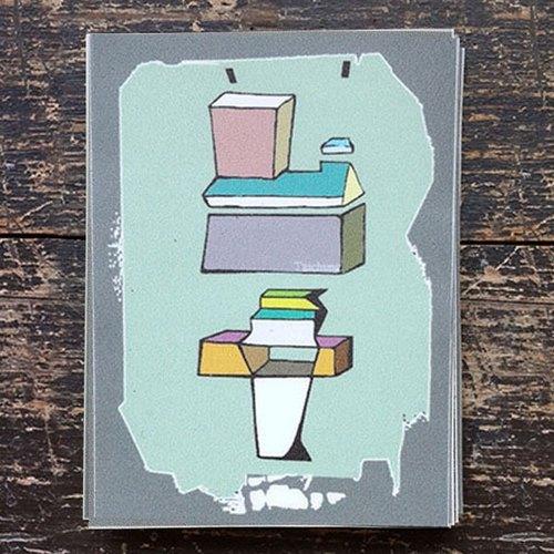 Li-good - 防水貼紙、行李箱貼紙、城市貼紙 ( 台中 )
