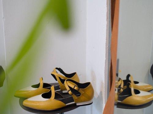 鞋子植物手工制作
