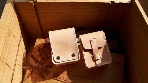 CASIO FR100系列 鏡頭 控制器專用皮套 [小池鞄事務所] 夫と妻皮革專屬訂製 #fr100