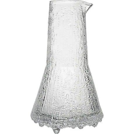 芬蘭Iittala/Ultima Thule融冰系列無鉛水晶玻璃水瓶/ 飲料瓶/醒酒瓶