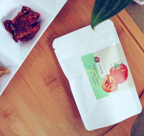 陽光菓菓-牛蕃茄乾 Dried Tomato