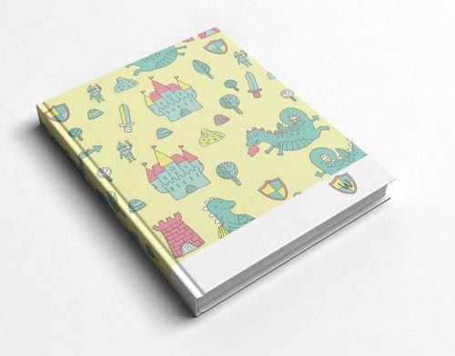 笔记本/手帐 纸  设计馆 联系设计师 独家贩售 可定制化 手工制作