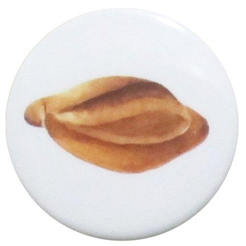 panda雜貨舖 羅宋麵包徽章