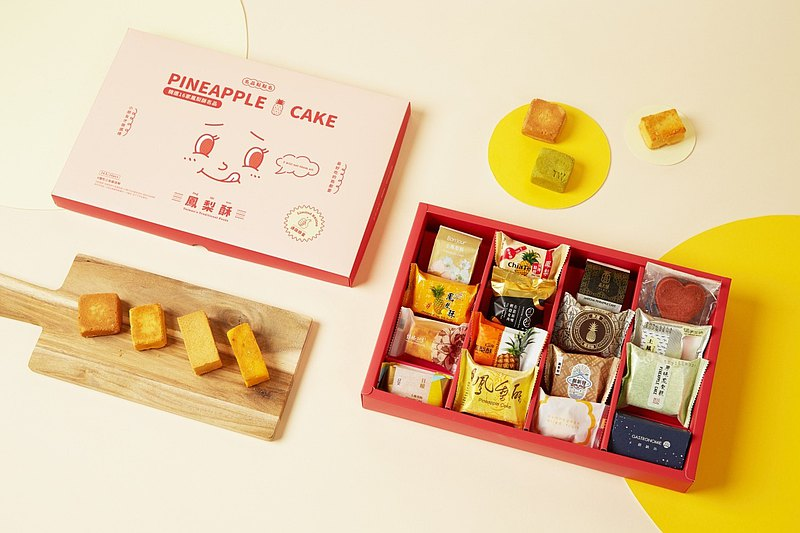 [Delivery this week on 9/17] Niu News / Pineapple Cake Dream Box Channel Edition