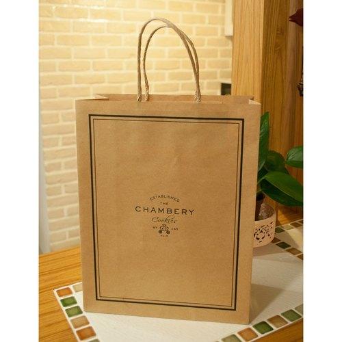 【香貝里CHAMBERY】加購精美提袋 環保牛皮紙 時尚送禮法式風格