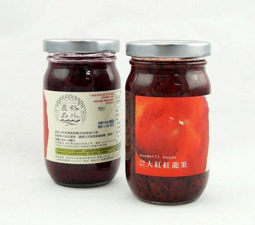 大紅紅龍果果醬 Red Pitaya Preserves