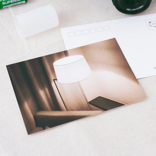 旅 涂 | 旅行攝影明信片《燈》原創靜物文藝現代收藏明信片