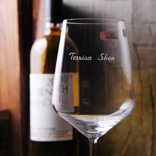630cc【msa水晶雕刻】德国 spiegelau style bordeaux 波尔多红酒杯