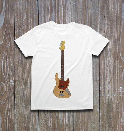 FENDER JAZZ BASS #2  Tシャツ
