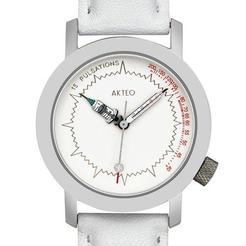 AKTEO 法國設計腕錶 職業護士系列 (34mm)