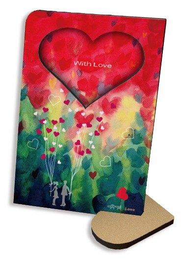 愛心氣球30秒 聲光 可錄音 相框照片 卡片 情人節 紀念日 母親節 父親節 聖誕節 禮物 會說話的卡片祝福 生日 音樂