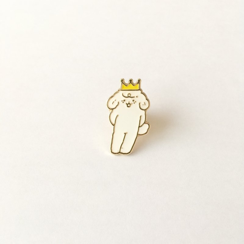 Nana pin badge