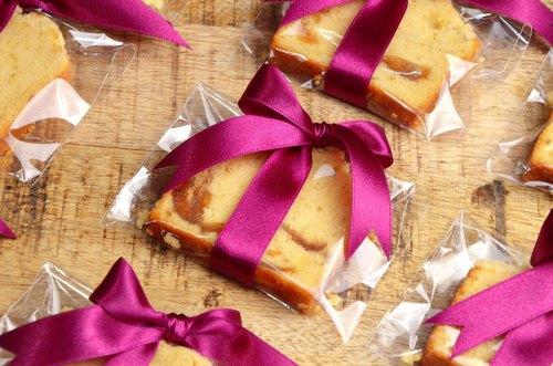 【桃德先生手工布朗尼專賣】焦糖蘋果酥皮磅蛋糕