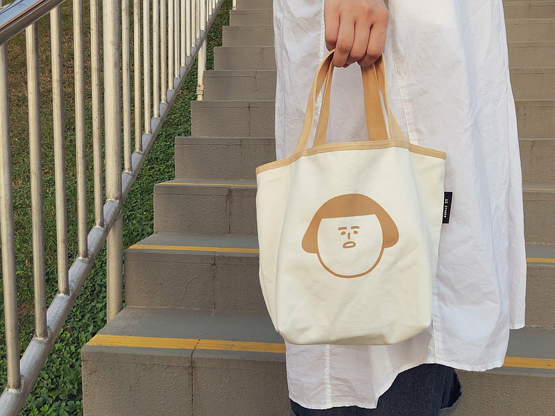 1G Jenny | Canvas Lunch Bag Tote Bag