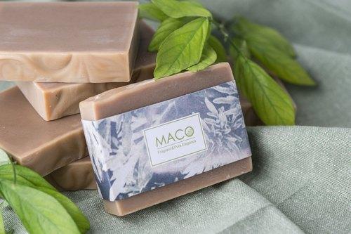 MACO 旅人匠皂 平安艾草手工皂