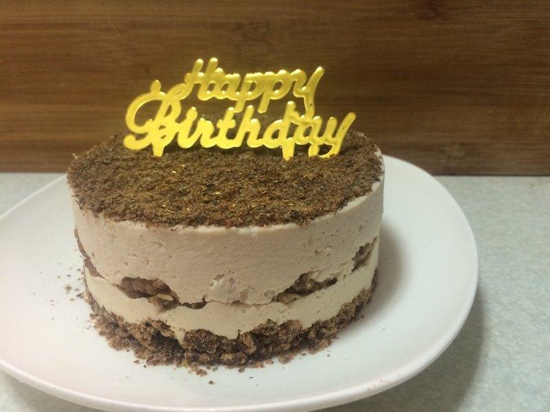 Sausage Tilamisu Curly Dog Birthday Cake Full Of Fresh Meat Fresh