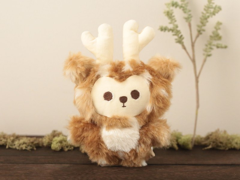 Bambi Ron plush