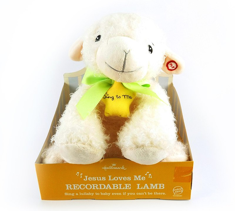 Baby fluff recordable / Star Sheep (sound)