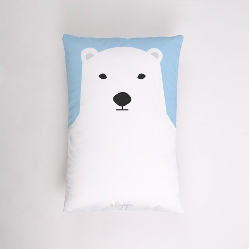 Polar Bear Polar bear pillow (pillow)