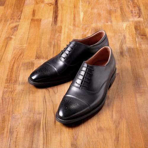 Vanger elegant beauty ‧ simple waxing Oxford shoes Va207 Black Taiwan
