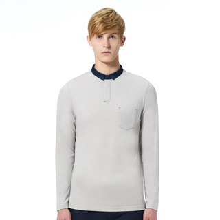 Caveman Jersey - Light Grey Long Sleeve
