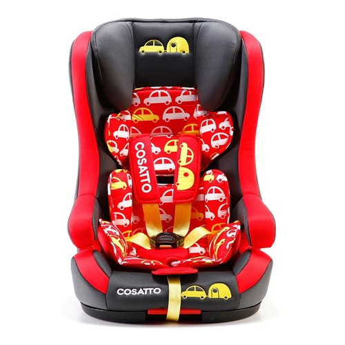 英國 Cosatto Hubbub Group 123 Isofix 汽車安全座椅 – Vroom