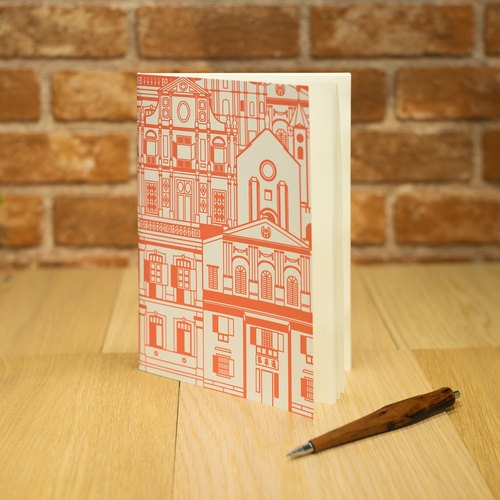 Macao Featured Series notebook - Macau Building Supplies Notebook
