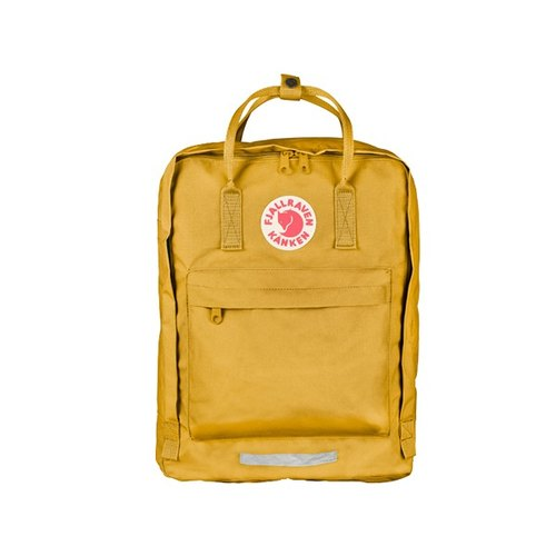 Kanken Big backpack after 160 Ochre yellow ocher