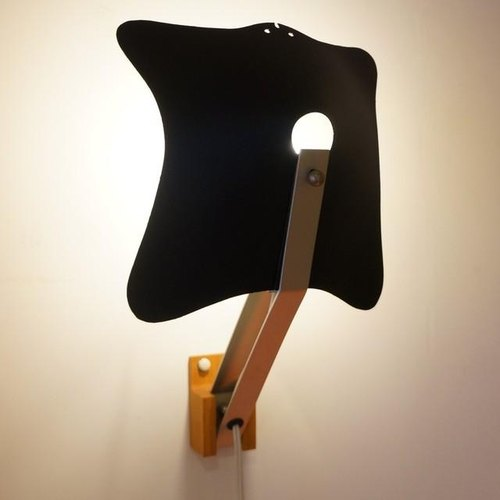 2Way Lamp Bandori (black solid color)