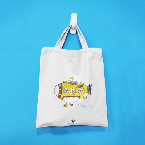 Canvas bag [ yellow submarine ]