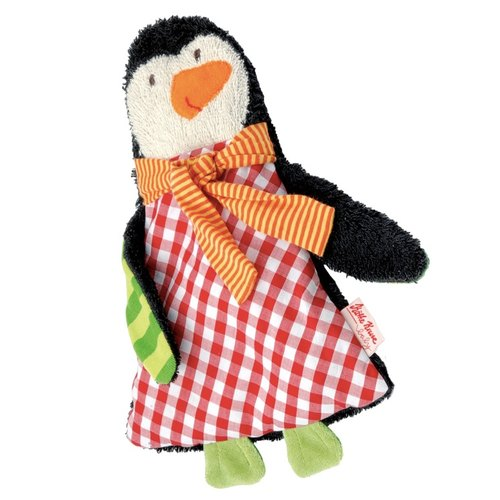 Century German brand Käthe Kruse doll pillow little penguin cold fomentation