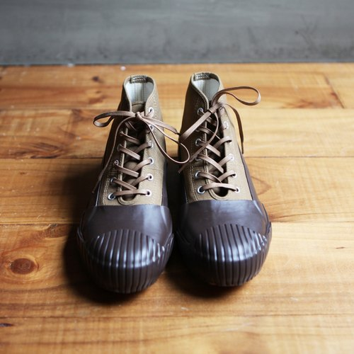 Rolling on [Select] MOONSTAR - ALWEATHER Shoes 雨鞋 / 卡其